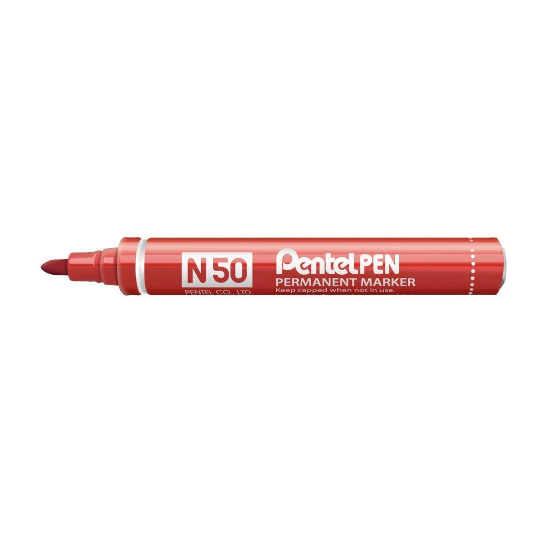 Marker Permanent N50 - Rosso