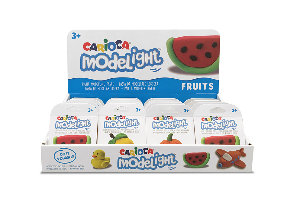 Modelight Fruit 30 g. 16 pz.