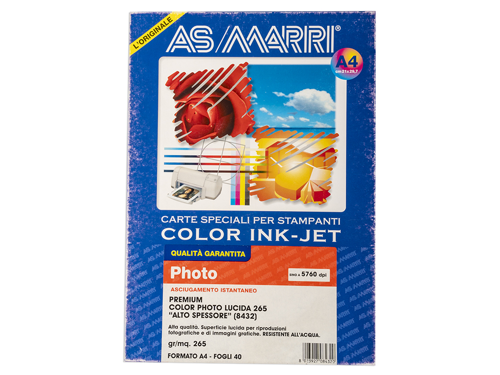 Carta 90 Color D A4 200 fogli S