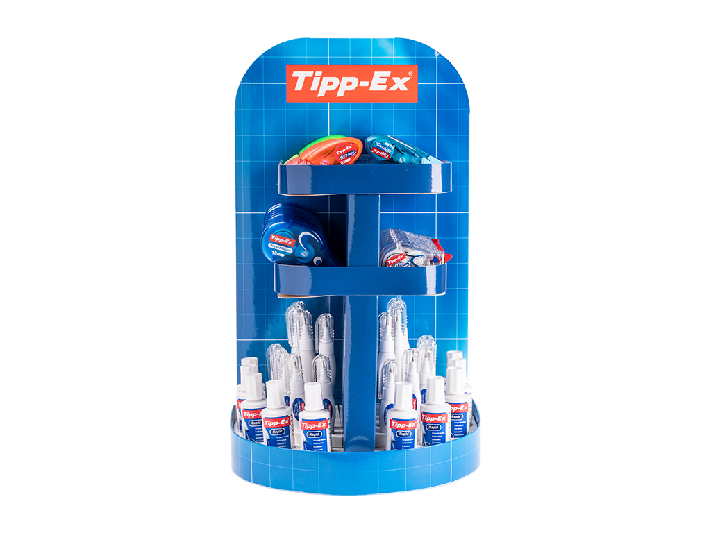 Correttori Tipp-Ex Family 70pz. assortiti
