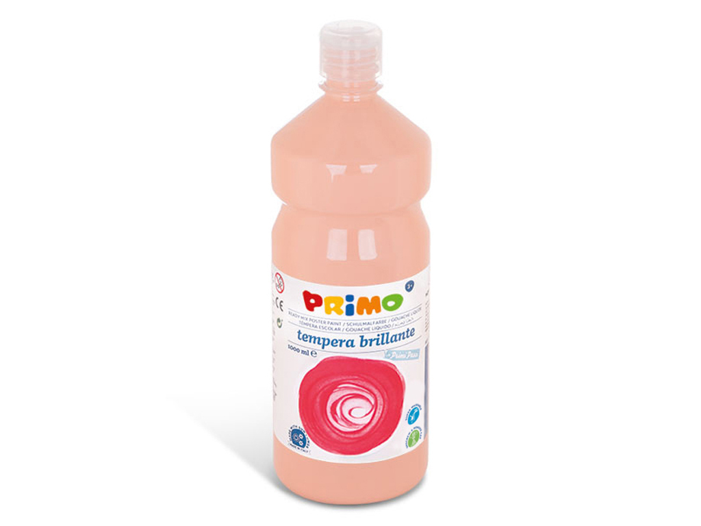 Tempera pronta 1000 ml. - Rosa carnicino