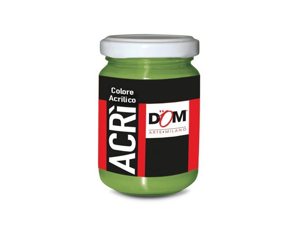 Colore Acrilico Simply Verde Medio 150ml