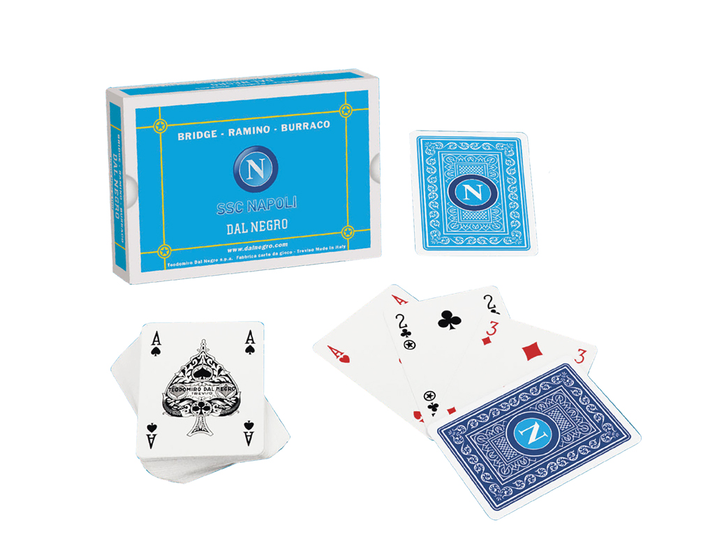 Carte Bridge - Ramino - Burraco SSC Napoli