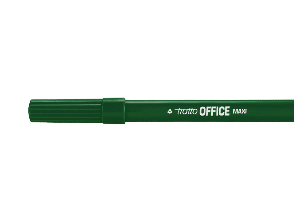 Pennarello Office Maxi - verde