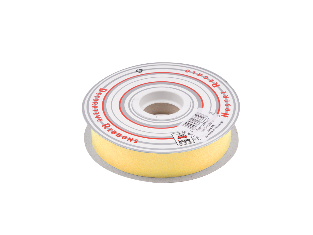 NASTRO FLOCK MM.31x100MT. GIALLO