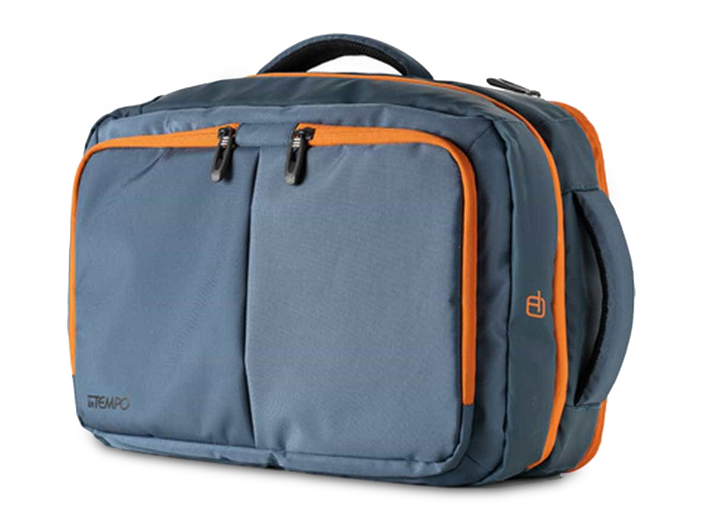 Borsa Bi-Bag Blackout - Avio/Arancione