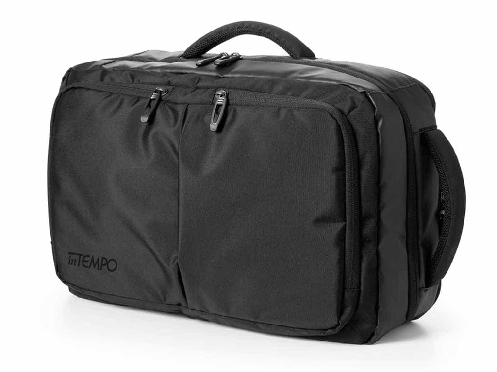 Borsa Bi-Bag Blackout - Nero