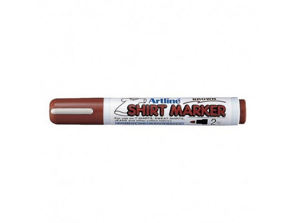 Pennarello T-Shirt Marker - Marrone