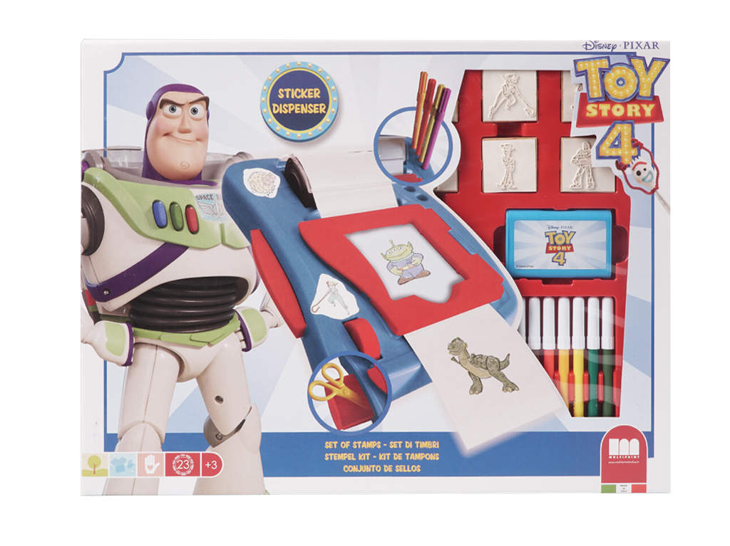Stickers Machine Toy Story 4