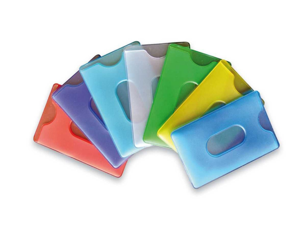 P/CARDS 1 TASCA MOTIF COLOR PZ.70 MORBIDO