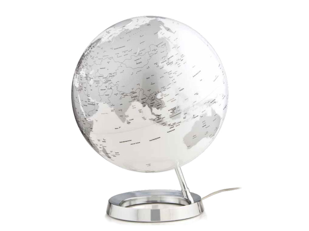 Globo Light&Colour Metal Chrome 30cm.