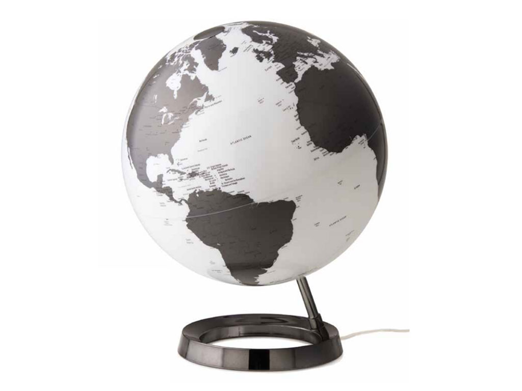 Globo Light&Colour Metal Charcoal 30cm.