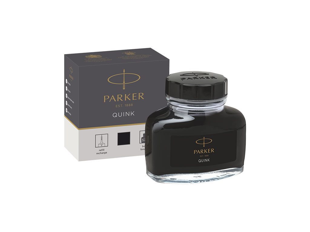 Inchiostro Quink 57ml. - Nero