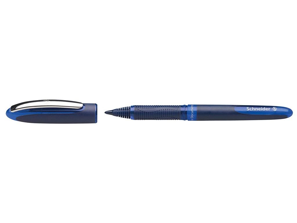 Penna Roller One Business 0.6 - Blu
