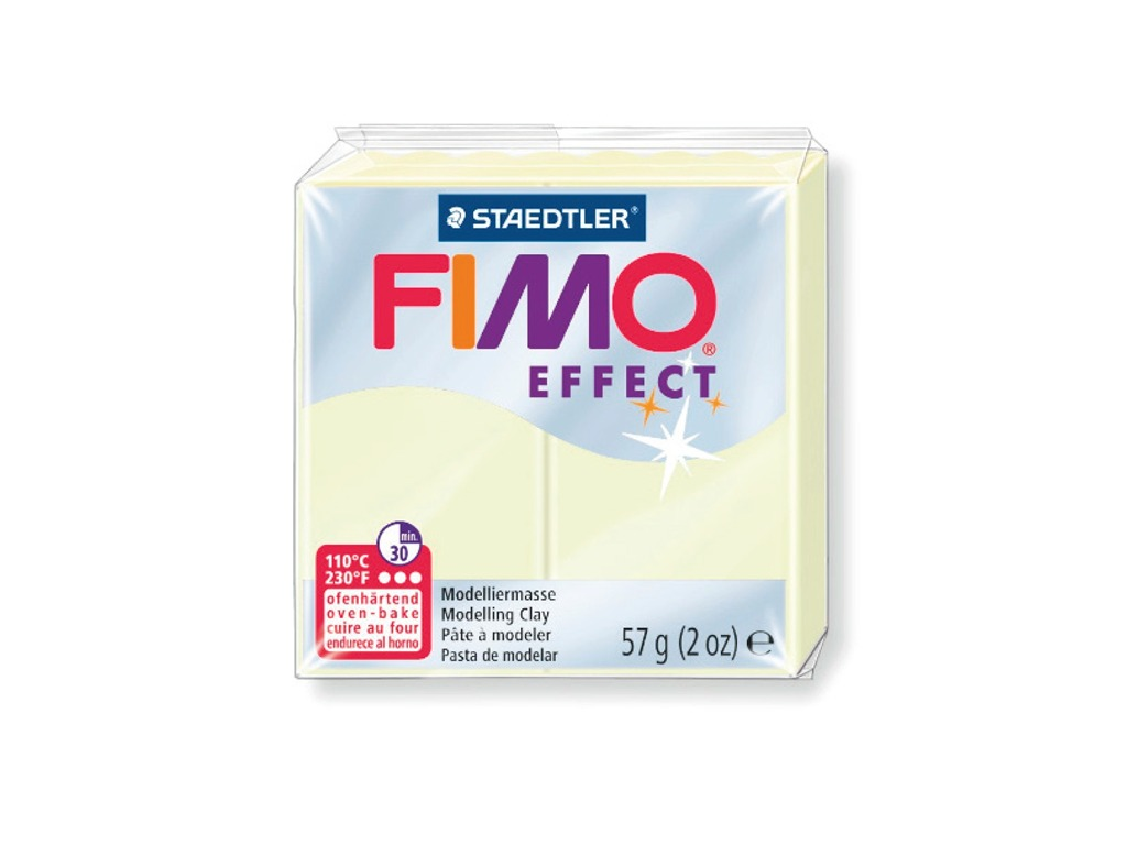 Panetto Fimo Effect 57gr. - Naturale