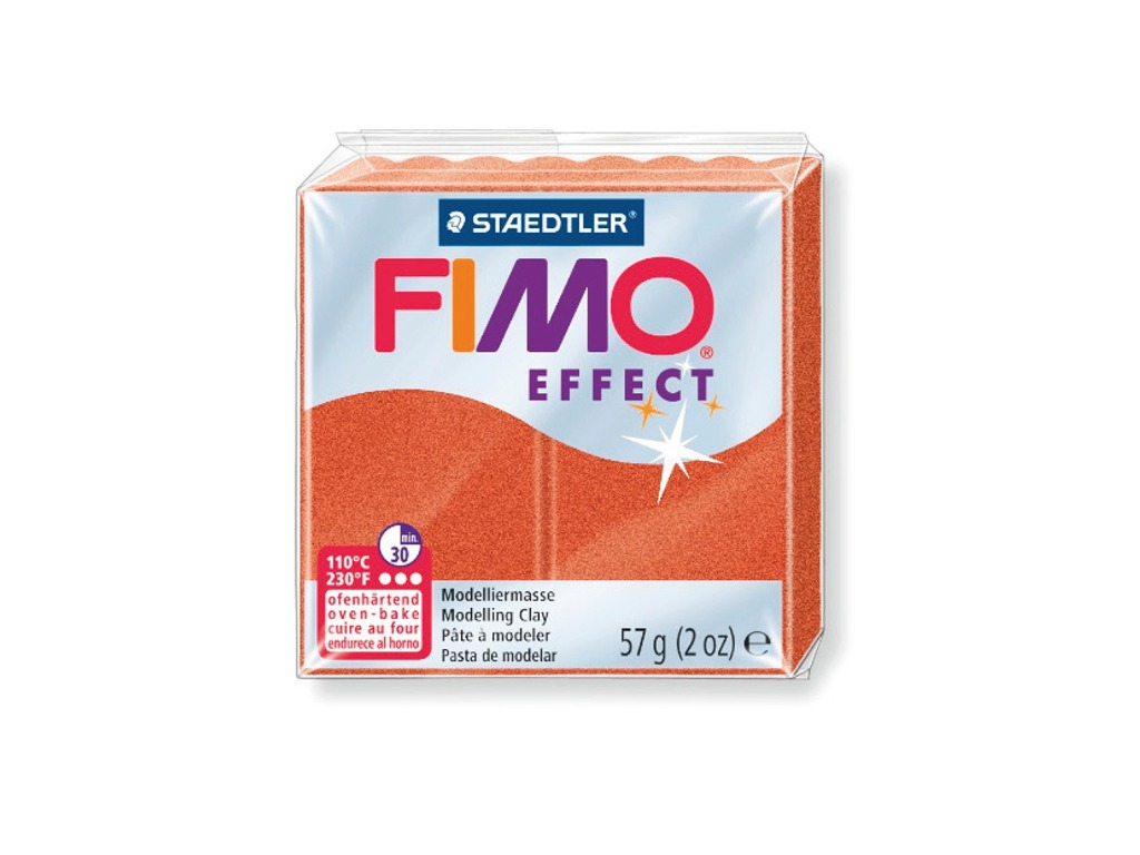Panetto Fimo Effect 57gr. - Rame