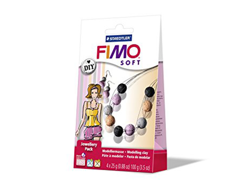 Set Fimo Diy Cor