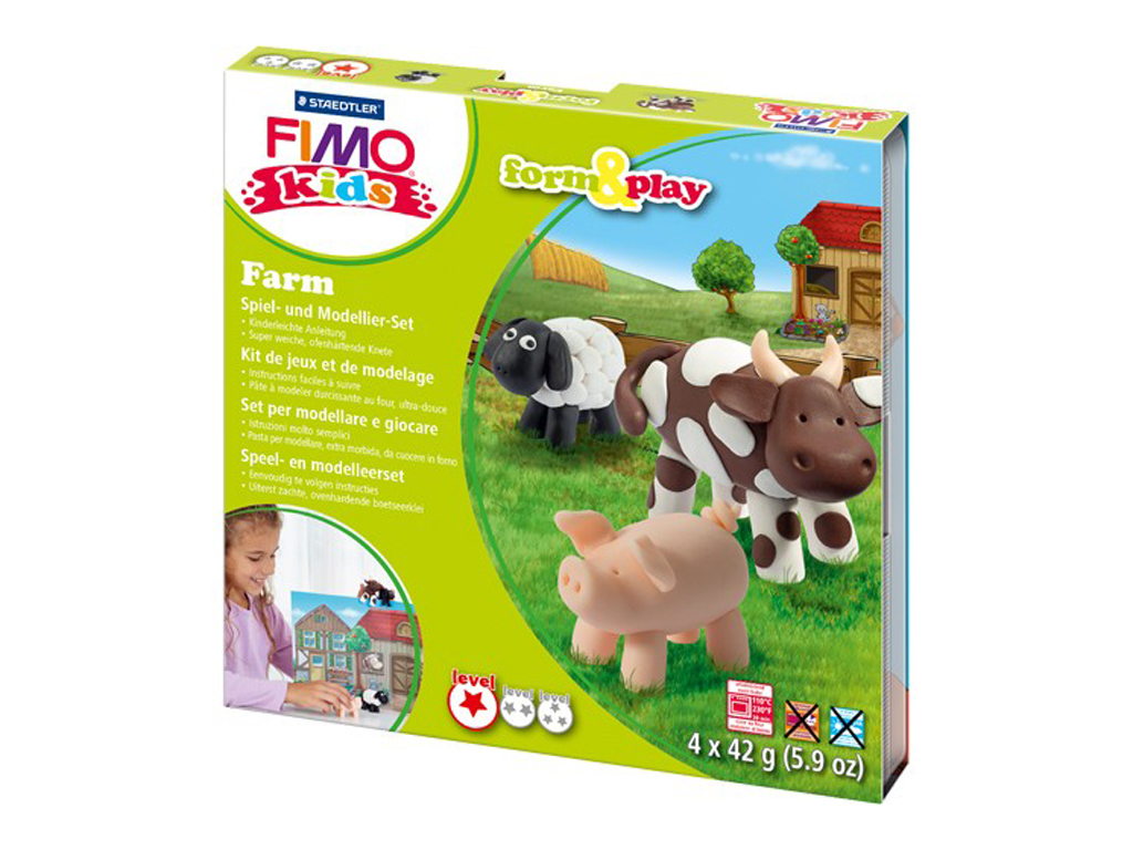 Fimo Kids Set Fattoria