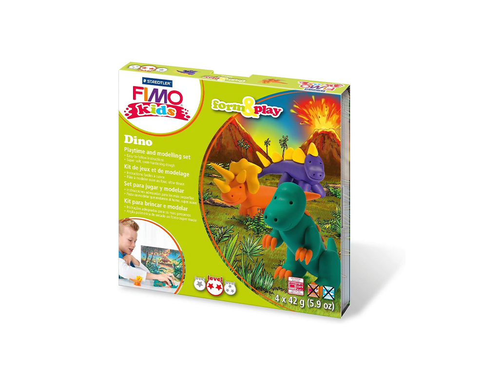 Fimo Kids Set Dinosauri